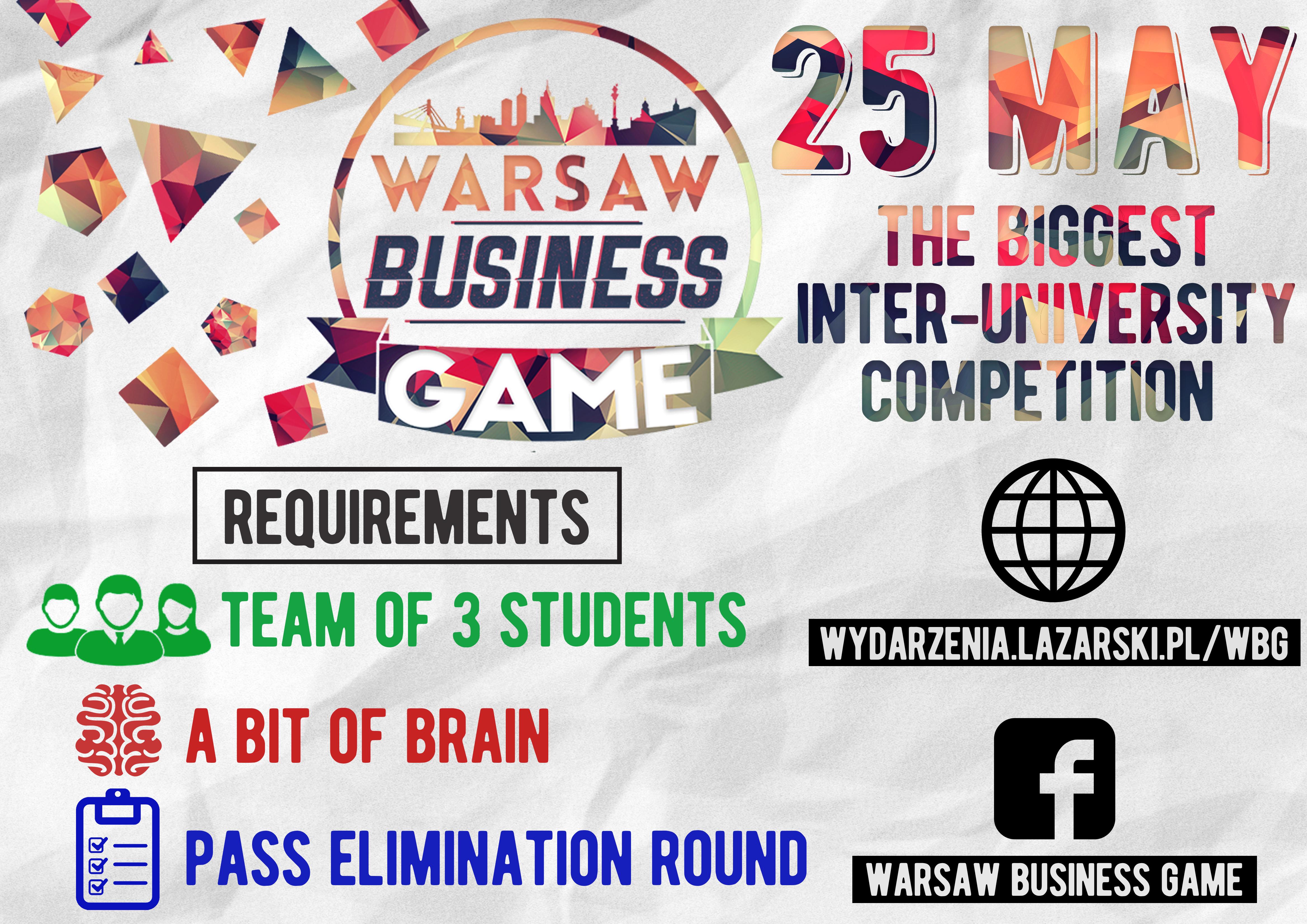 Warsaw Business Game (WBG)