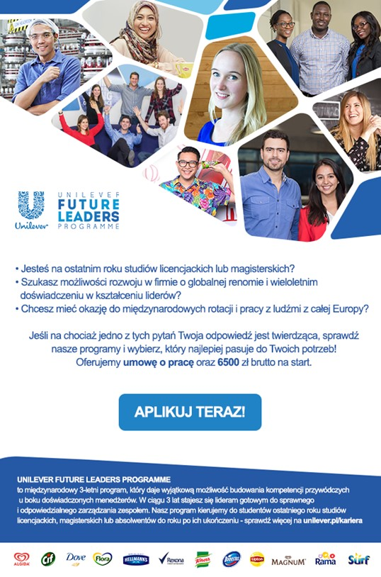 Unilever Future Leaders Programme