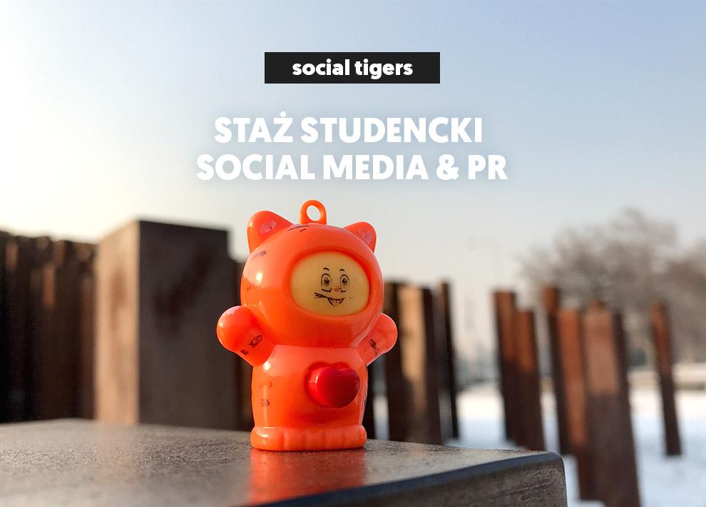 Staż Studencki Social Media & PR