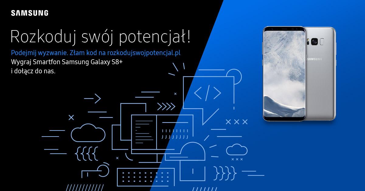 Samsung pomaga rozkodować potencjał studentom IT