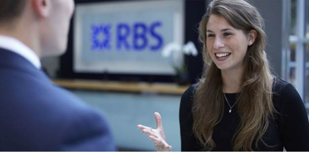 RBS / The first edition of a development programme dedicated to Graduates
