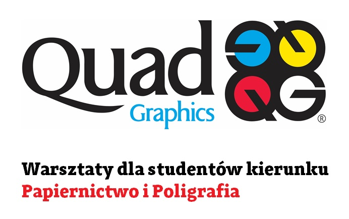 Na czym polega praca Technologa - poznaj Quad/Graphics Europe! Warsztaty dla studentów kierunku Papiernictwo i Poligrafia.