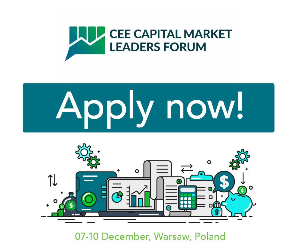 IV edycja projektu CEE Capital market Leaders Forum. Fintech Edition