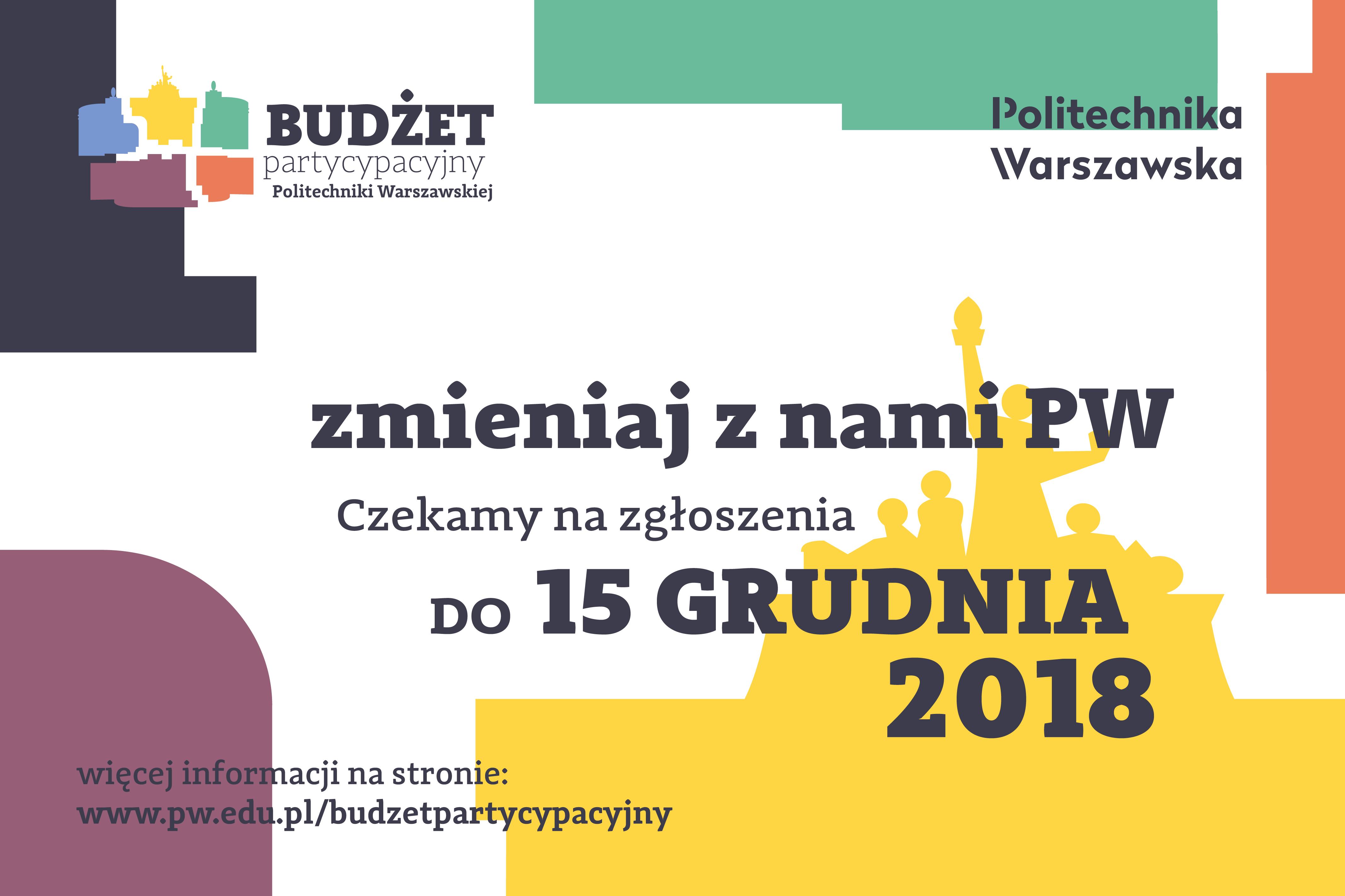 Budżet Partycypacyjny Politechniki Warszawskiej