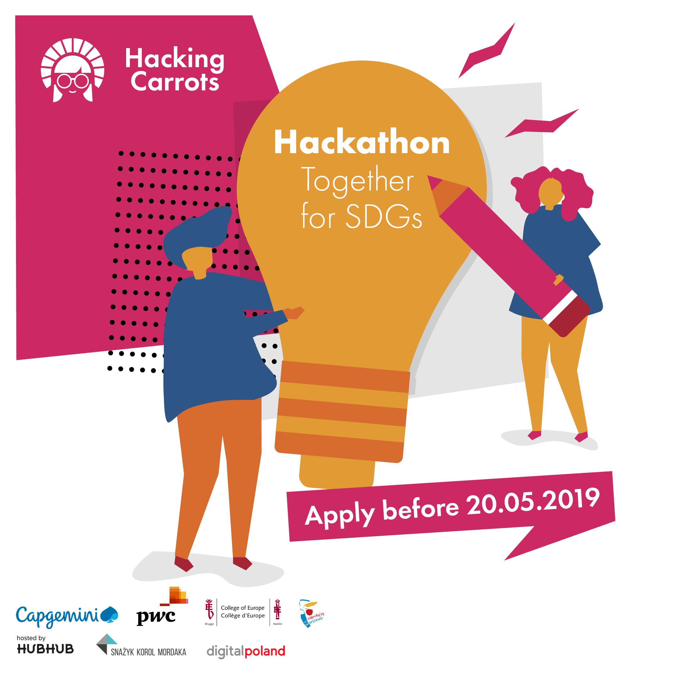 Geek Girls Carrots Hackathon
