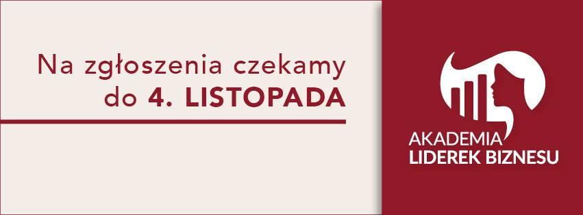 Akademia Liderek Biznesu i Społeczeństwa Obywatelskiego