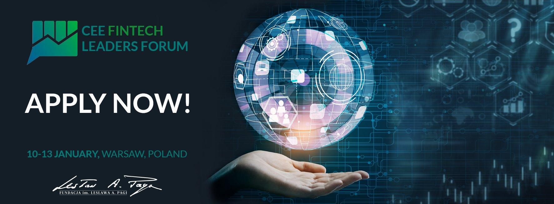 CEE Fintech Leaders Forum