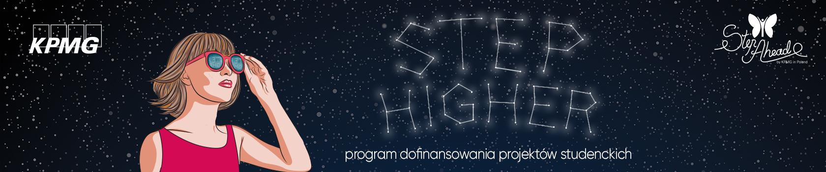 Program dofinansowania projektów studenckich w ramach działalności Klubu Step Ahead!