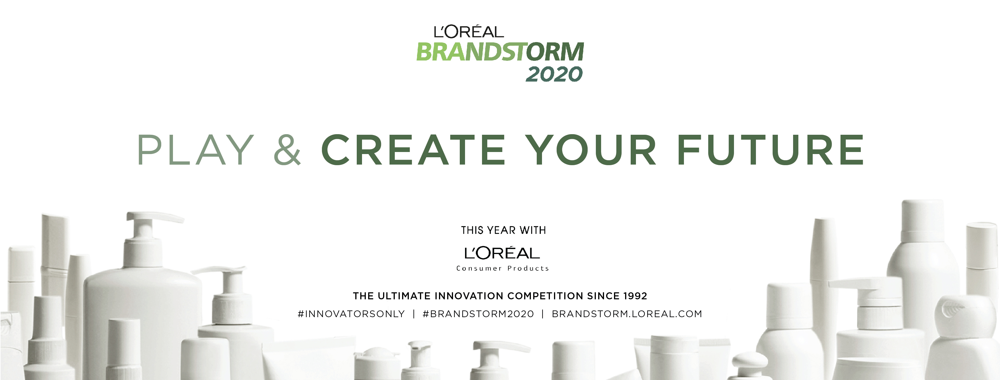 L'Oréal Brandstorm 2020