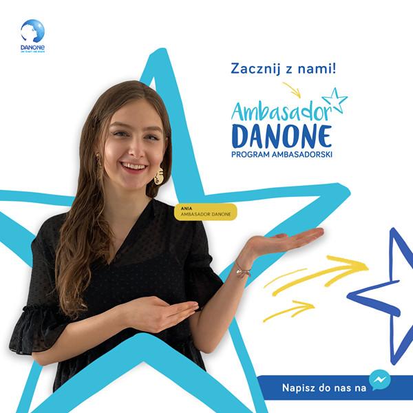 Program AMBASADOR DANONE