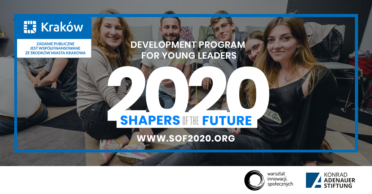 Join Shapers of the Future