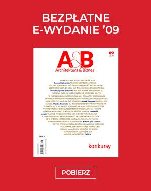 """Dostępny jest już najnowszy numer miesięcznika """"Architektura & Biznes"""""""