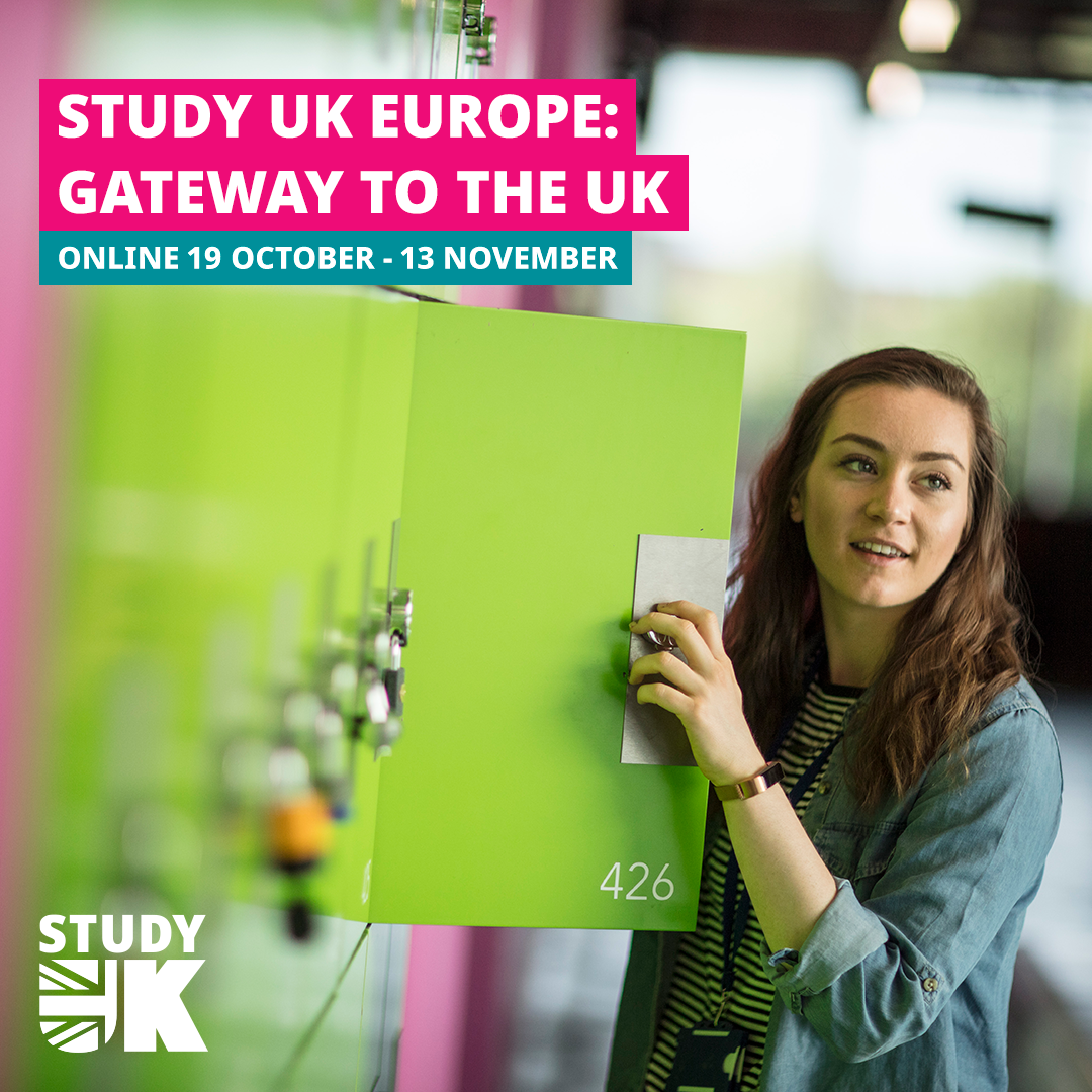 Study UK Europe: Gateway to the UK