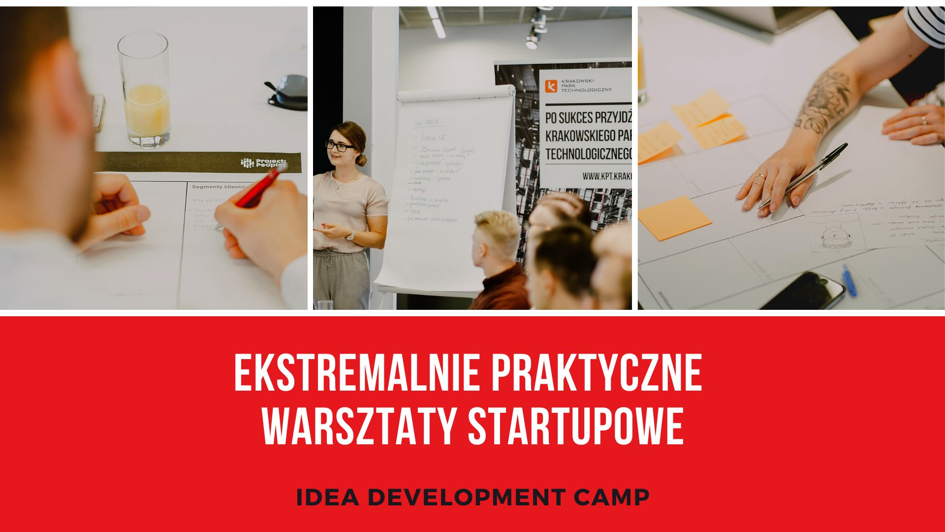 Idea Development Camp