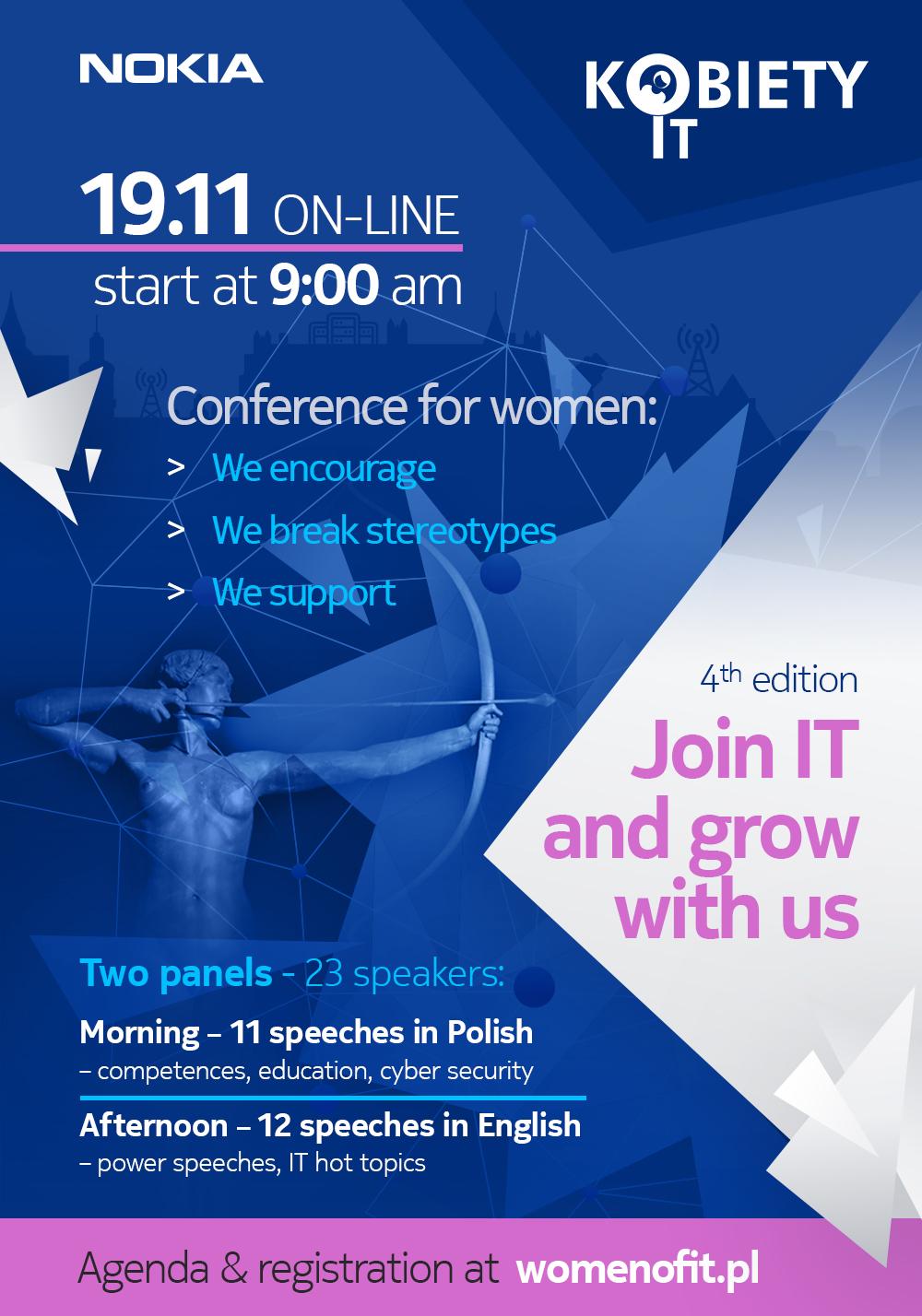 Kobiety IT 2020