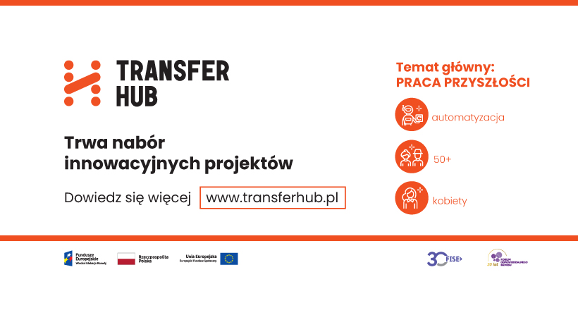 Webinarium TransferHUB z Dorotą Warakomską i Marzeną Strzelczak