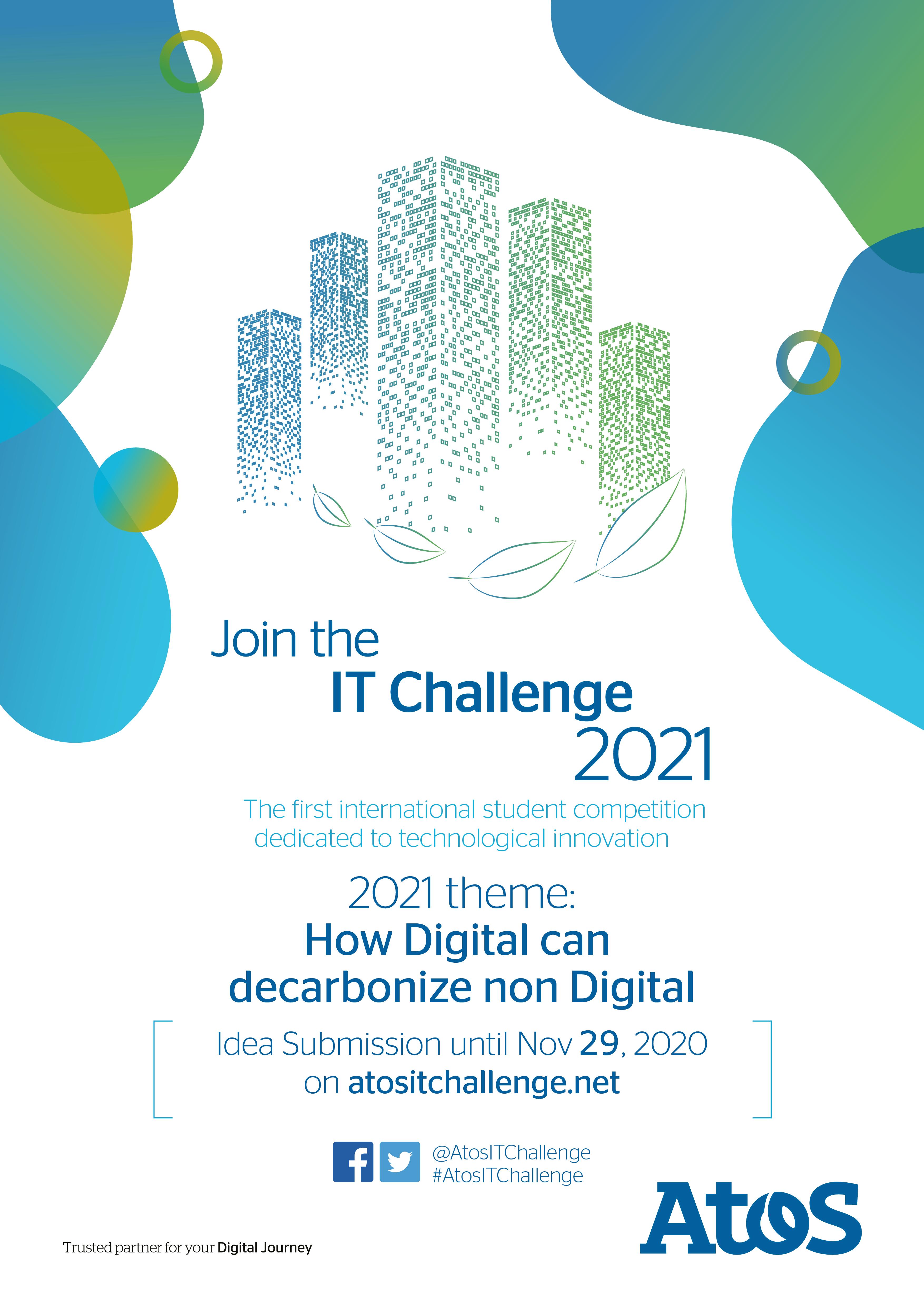 Konkurs Atos IT Challenge