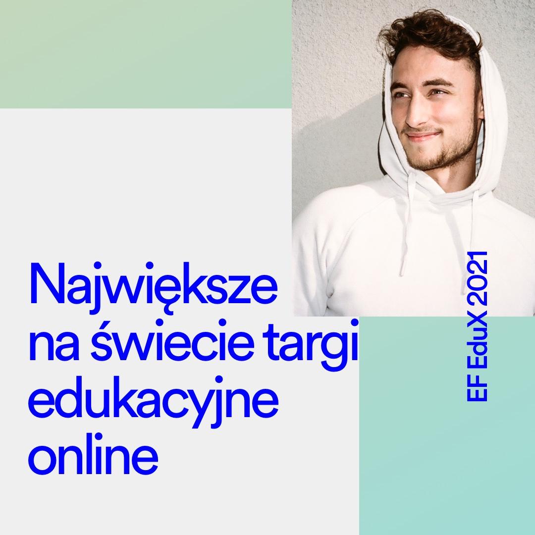 EduX, 16 stycznia 2021. Największe na świecie bezpłatne targi edukacyjne online