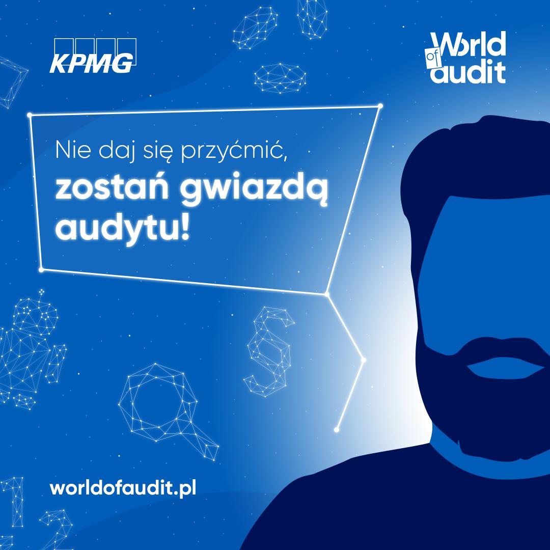 World of Audit- cykl warsztatów prowadzony przez trenerów KPMG