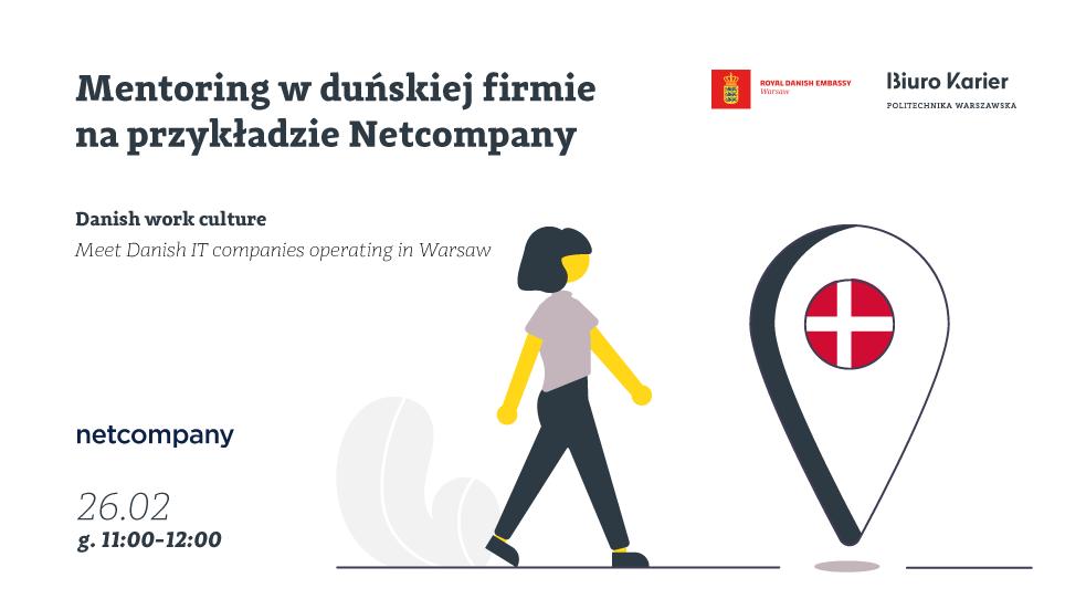 Mentoring w duńskiej firmie - przykład warszawskiego oddziału Netcompany