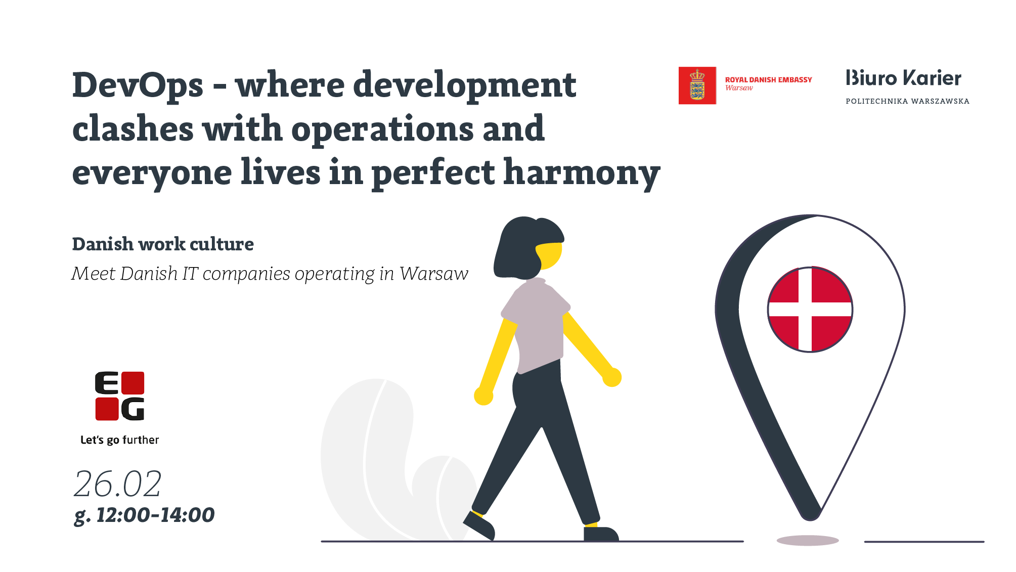 DevOps - where development clashes with operations and everyone lives in perfect harmony