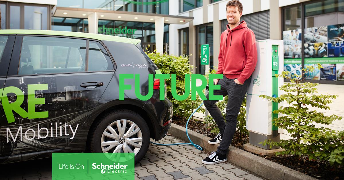 Dzień Otwarty online w Schneider Electric