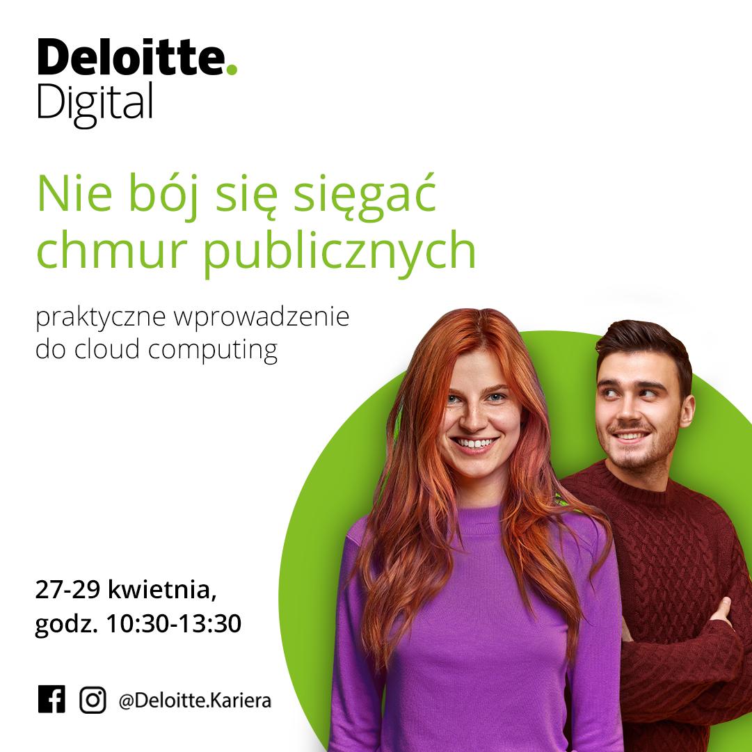 Nie bój się sięgać chmur publicznych – praktyczne wprowadzenie do cloud computing