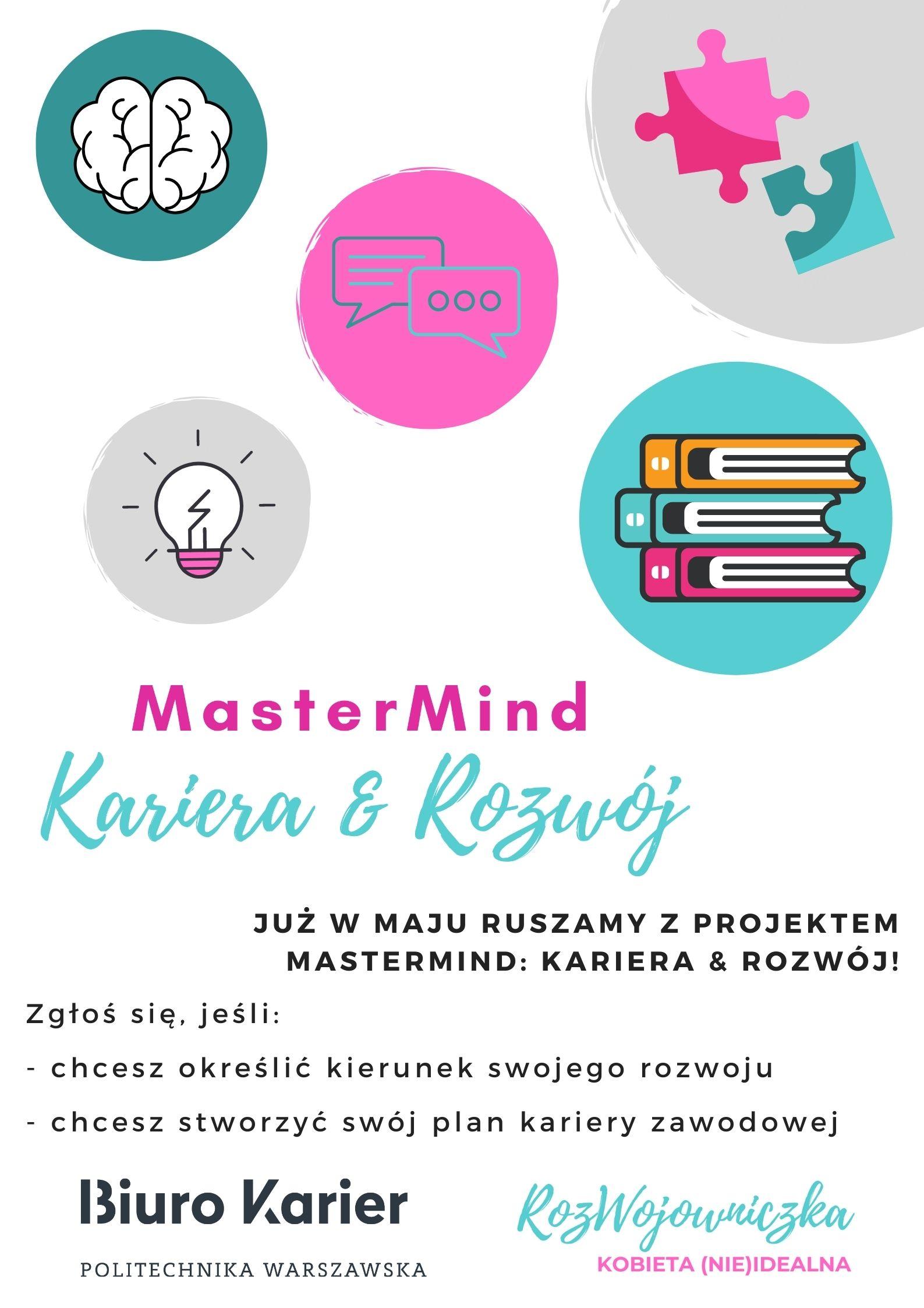 MasterMind: Kariera & Rozwój