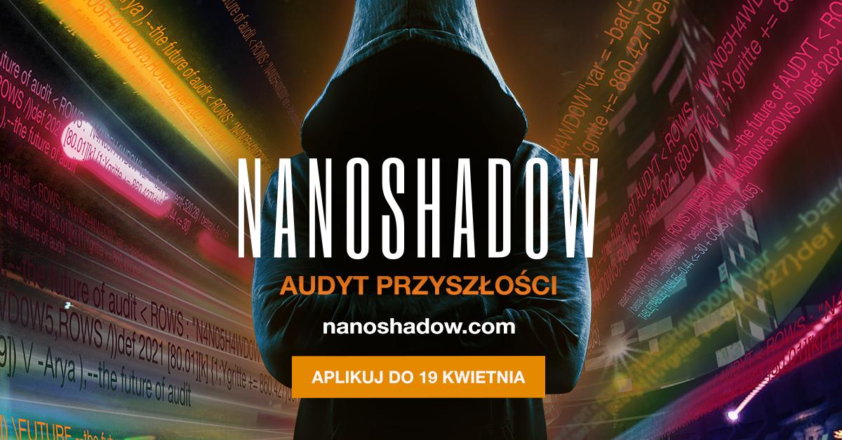 PwC - NanoShadow: Audyt przyszłości.