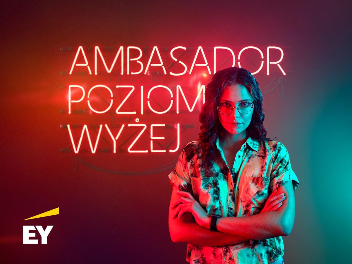 Program Ambasadorski EY - zaproszenie