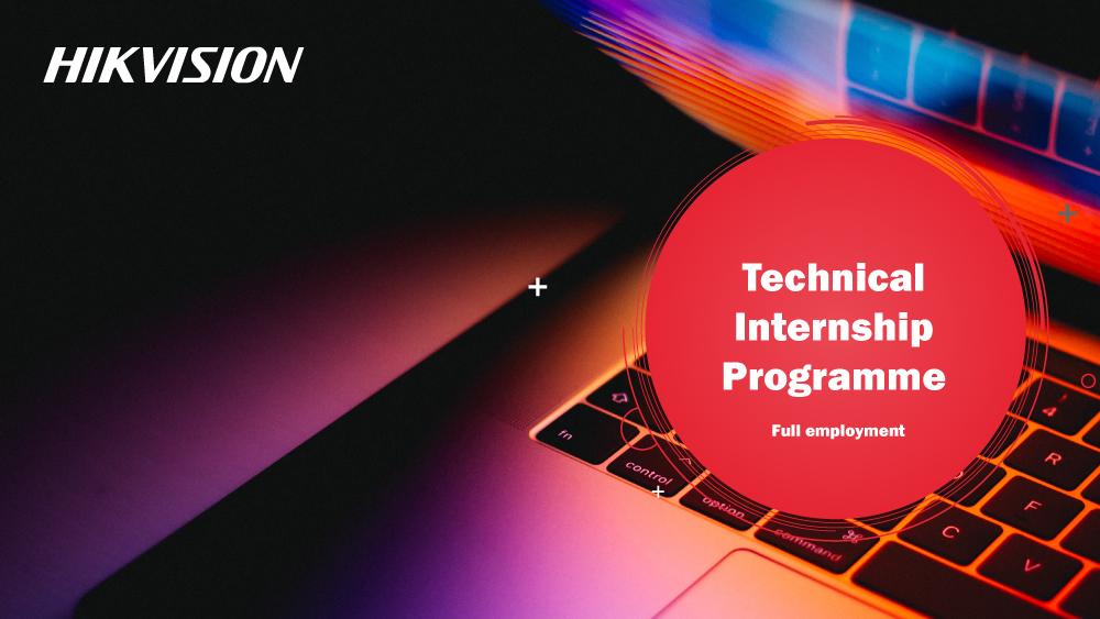 Dołącz do programu stażowego w branży nowych technologii – Hikvision Digital Technology